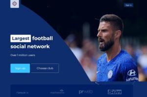 social442 football social network