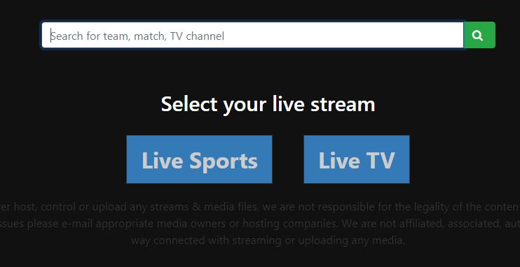 watch live football matches